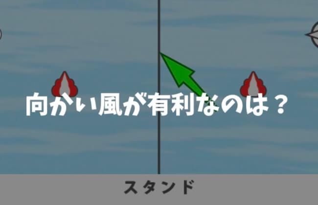 ボートレース:「向かい風」が有利なコース