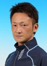 男子ボートレーサー「赤岩善生」