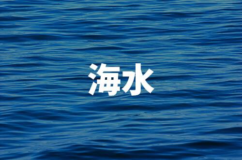 ボートレース場(競艇場)の水質の違い「海水の特徴」